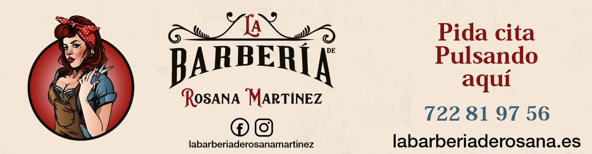 Rosana Martínez - Barbería